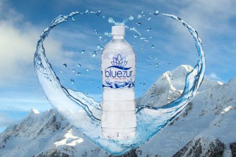 天然水ブルージュール